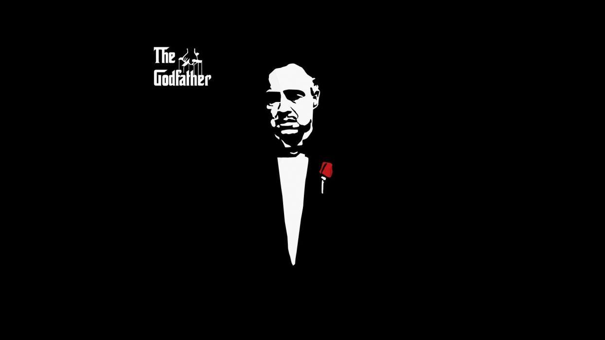 movies The Godfather fan art wallpaper