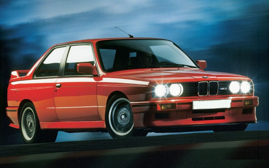 cars BMW M3 BMW E30 wallpaper