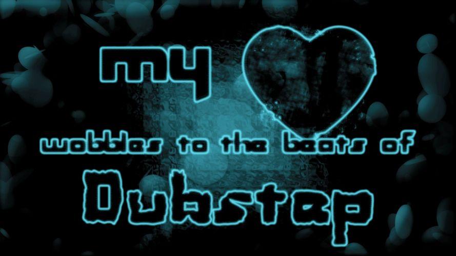 dubstep hearts beats wallpaper