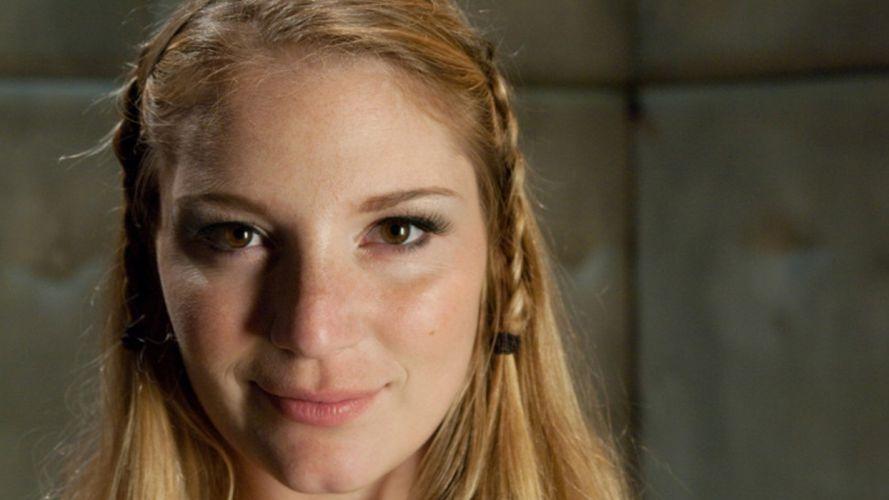 women wall pornstars braids Innocent Aurora Snow portraits wallpaper