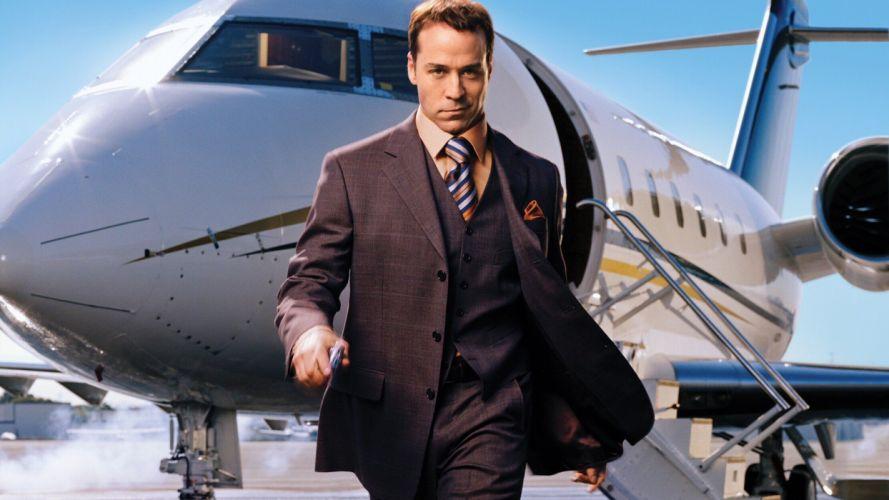 aircraft suit men Entourage actors TV series Jeremy Piven Ari Gold wallpaper