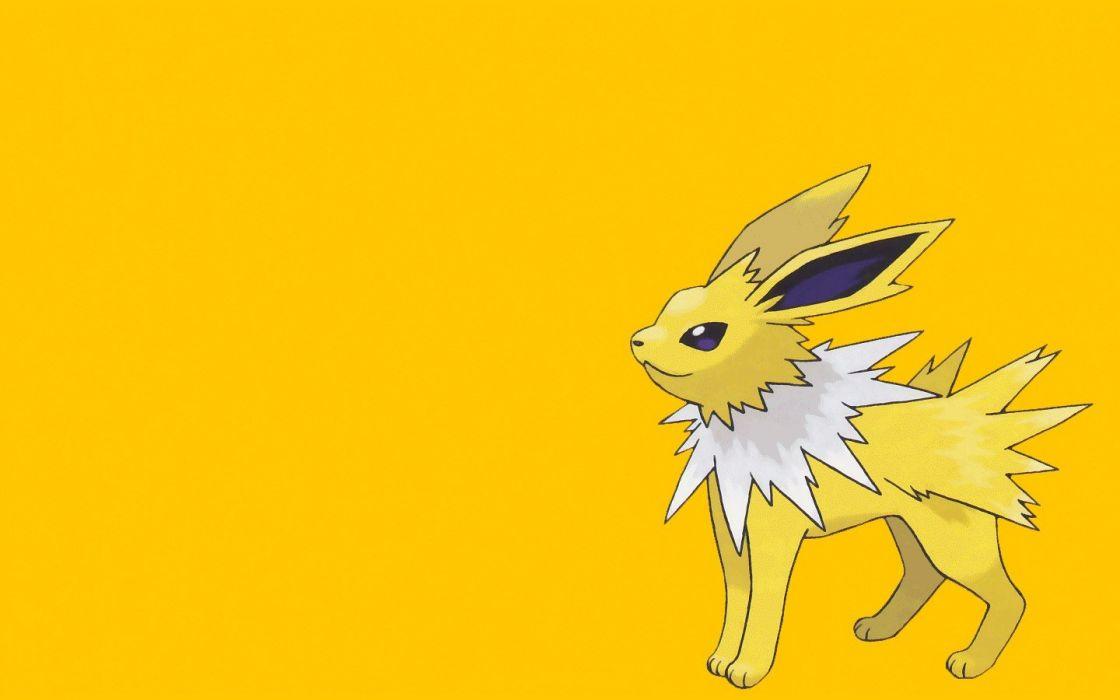 Pokemon simple background wallpaper