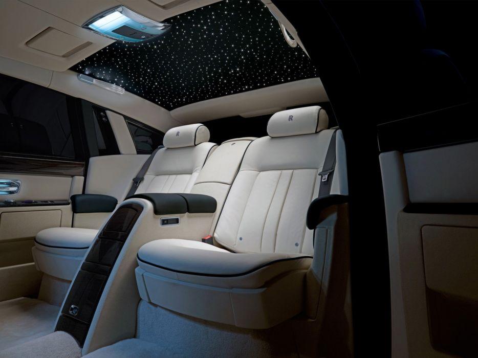 series car interiors Rolls Royce Rolls Royce Phantom wallpaper