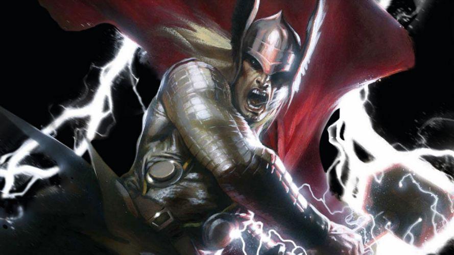 Thor Marvel Comics comic wallpaper
