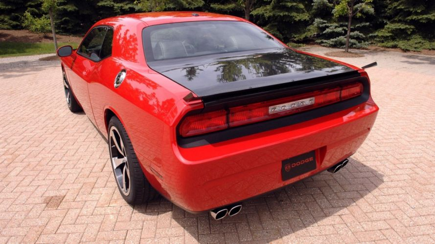 cars Dodge Dodge Challenger wallpaper