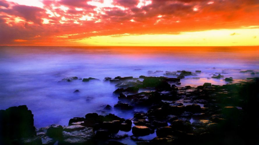 light Hawaii wallpaper