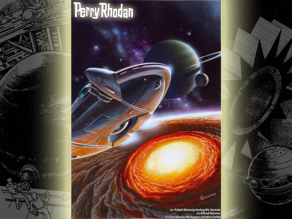 Perry Rhodan wallpaper