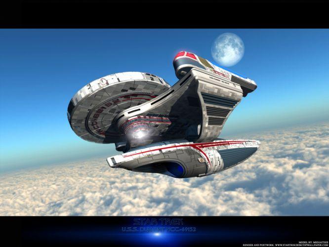 Star Trek USS Dumont NGC69152 freecomputerdesktopwallpaper 1600 wallpaper