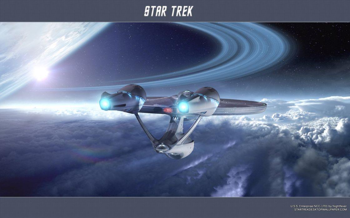 Star Trek Uss Enterprise Ncc1701 1