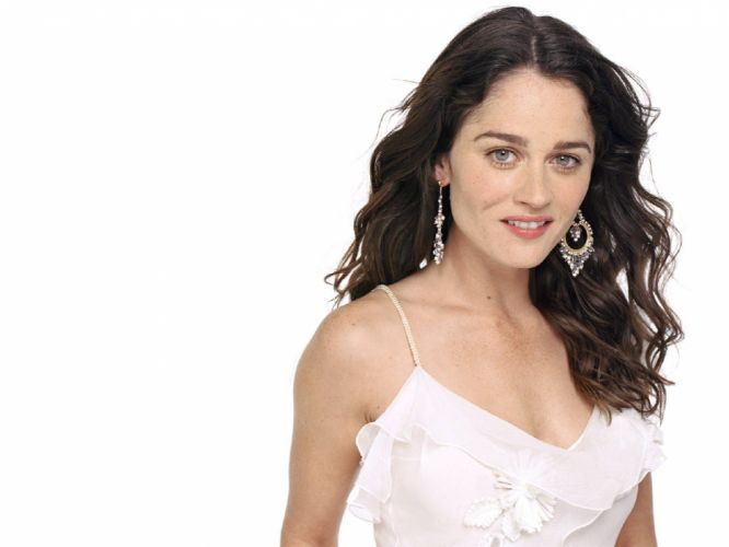 The Mentalist Robin Tunney simple background tv personality wallpaper