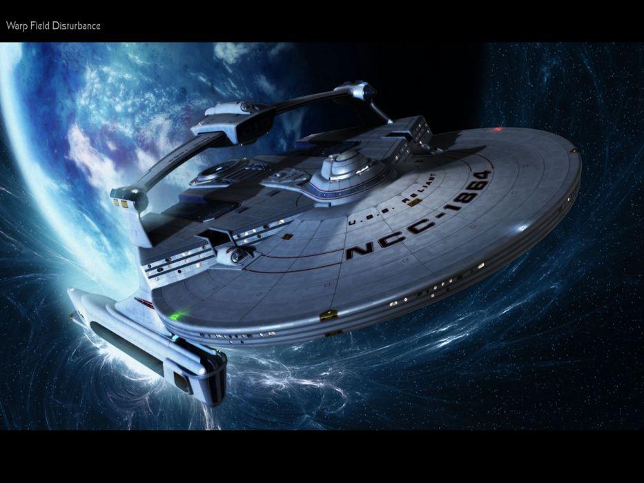 Star Trek USS Reliant NCC1864 Warp Field Disturbance freecomputerdesktopwallpaper 1600 wallpaper