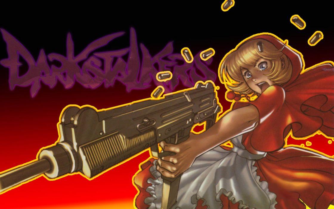 girls with guns anime anime girls wallpaper