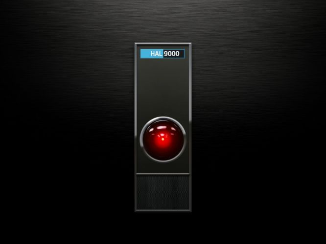 movies 2001: A Space Odyssey HAL9000 wallpaper