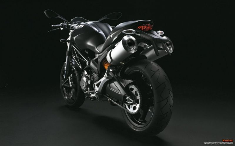 Ducati motorbikes Ducati Monster Complex Magazine wallpaper