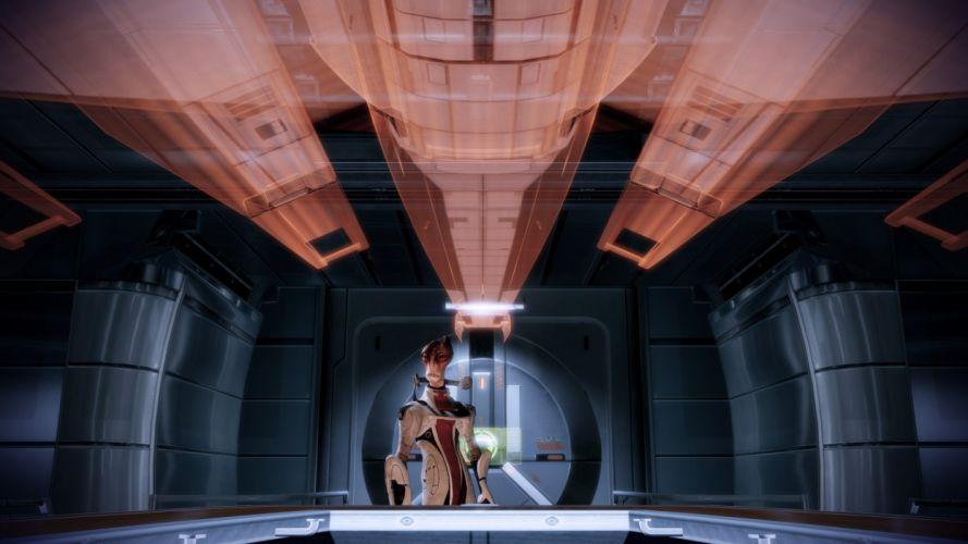video games Mass Effect 2 Mordin Solus wallpaper