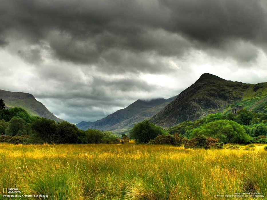 mountains nature fields National Geographic wallpaper