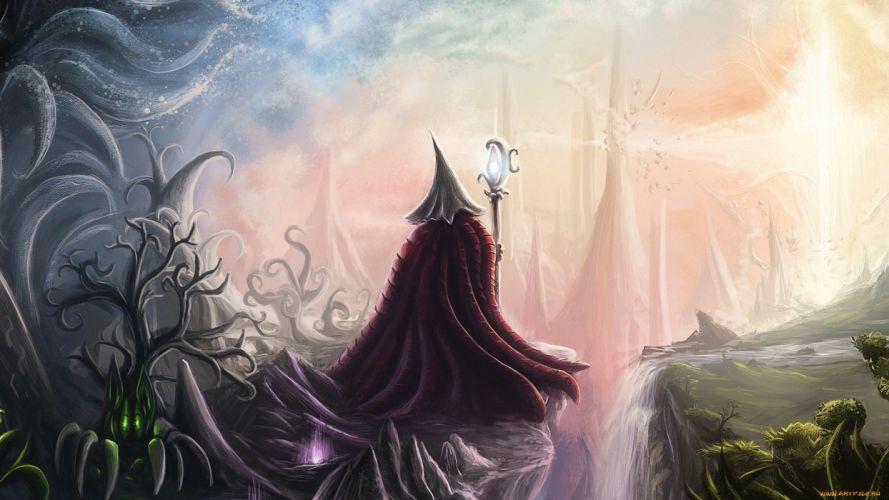 wizard wallpaper