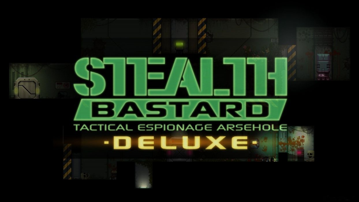 Indie games Platformer pc games Stealth Bastard Deluxe wallpaper