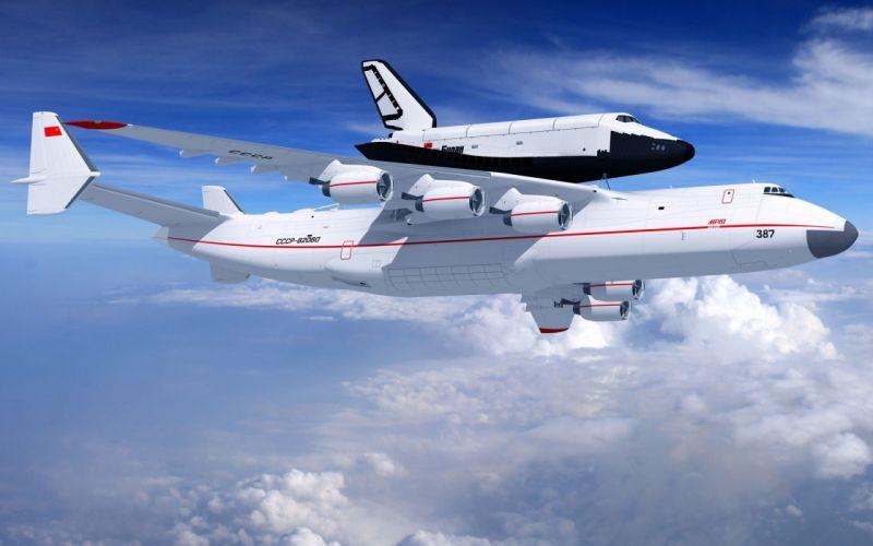 aircraft Space Shuttle wallpaper