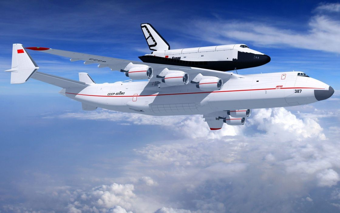 aircraft Space Shuttle wallpaper