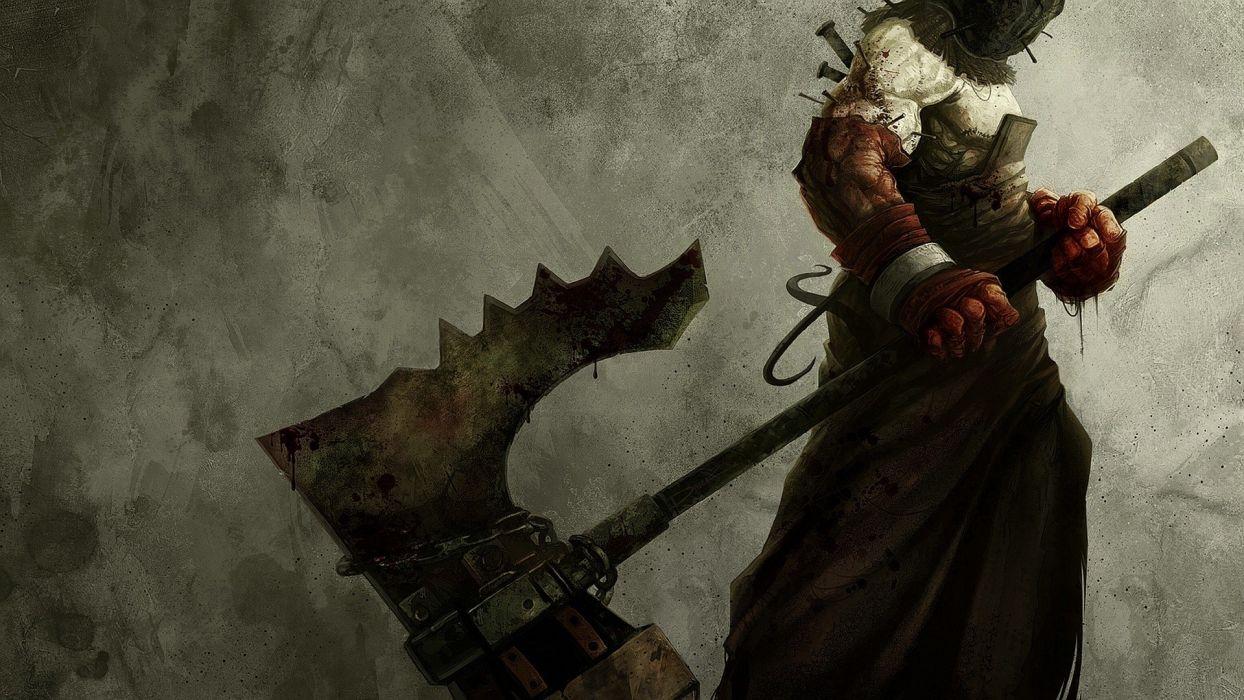 video games weapons Resident Evil 5 wallpaper