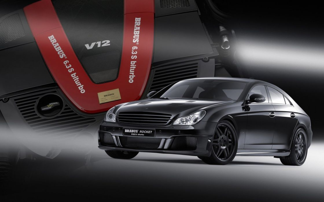 cars Brabus wallpaper