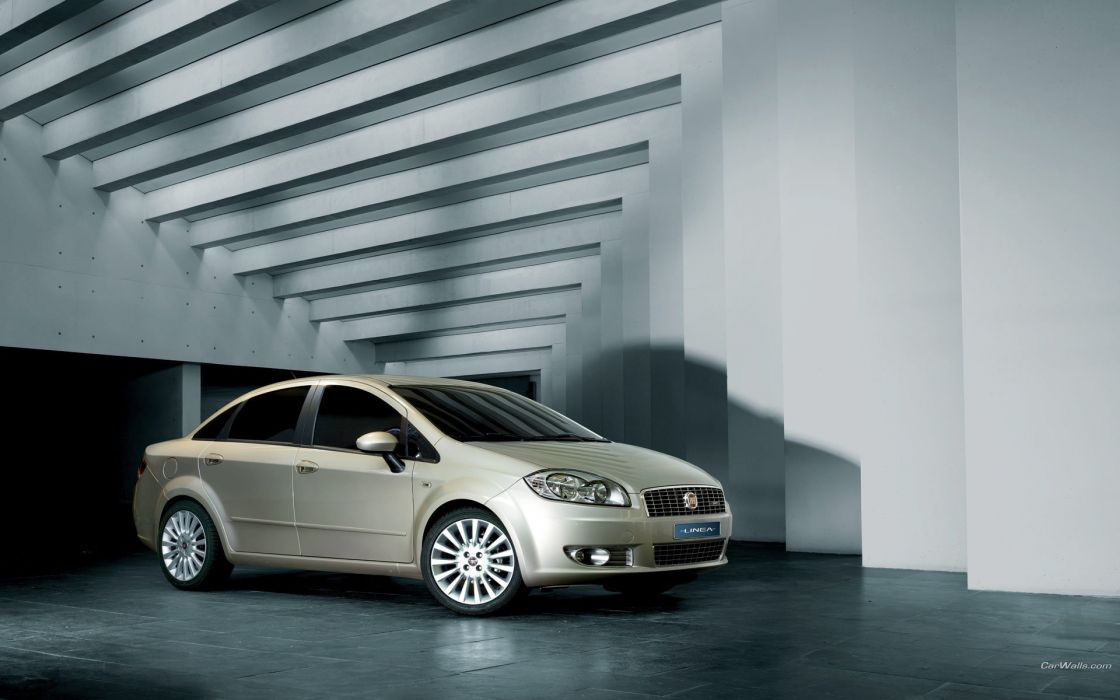 cars Fiat Linea wallpaper