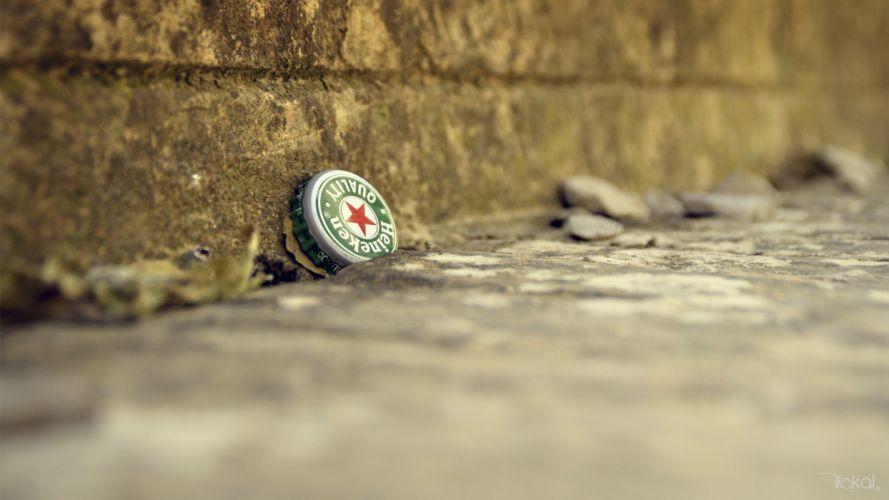 beers depth of field wallpaper