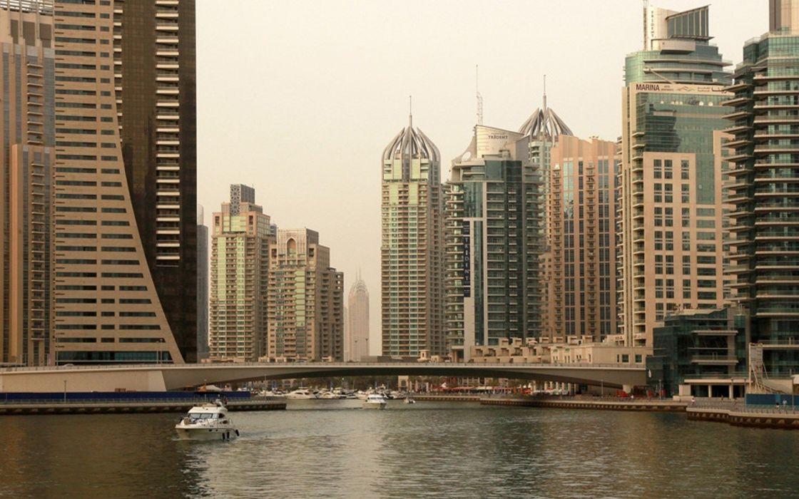 cityscapes architecture bridges buildings rivers wallpaper