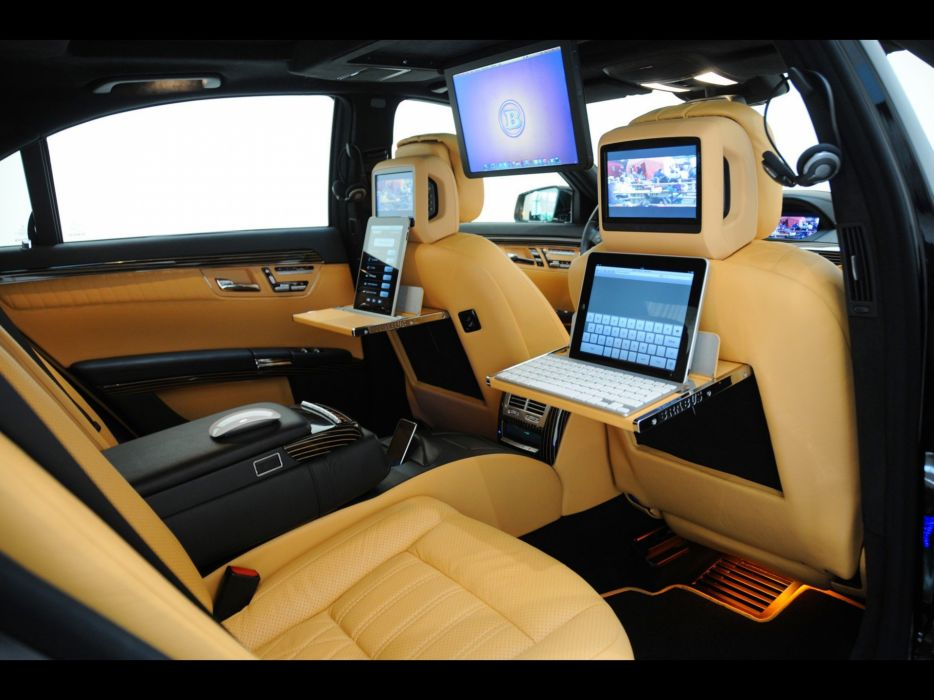 Apple Inc_ iPad Brabus Mercedes-Benz S-Class luxury sport cars Mercedes-Benz wallpaper