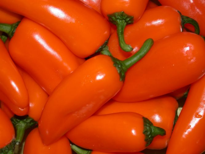 food peppers wallpaper