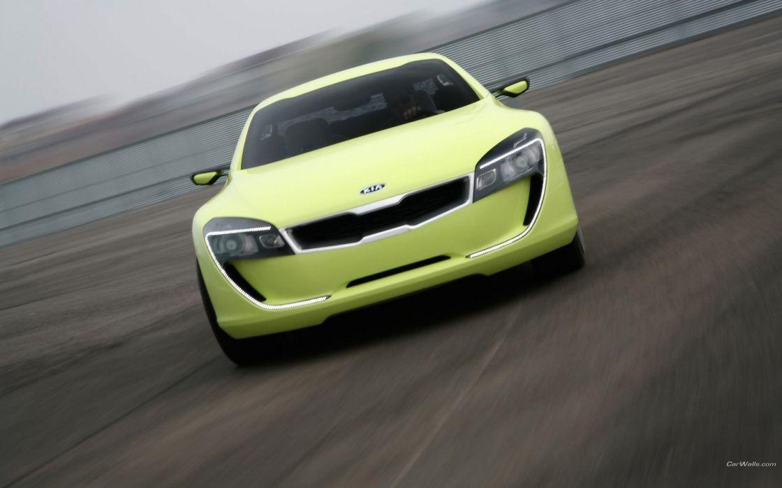 cars Kia Kee Concept wallpaper