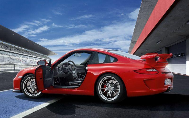 Porsche cars Porsche 911 GT3 wallpaper