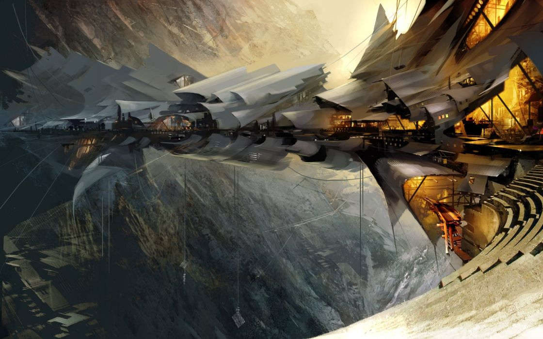 Guild Wars 2 Daniel Dociu wallpaper