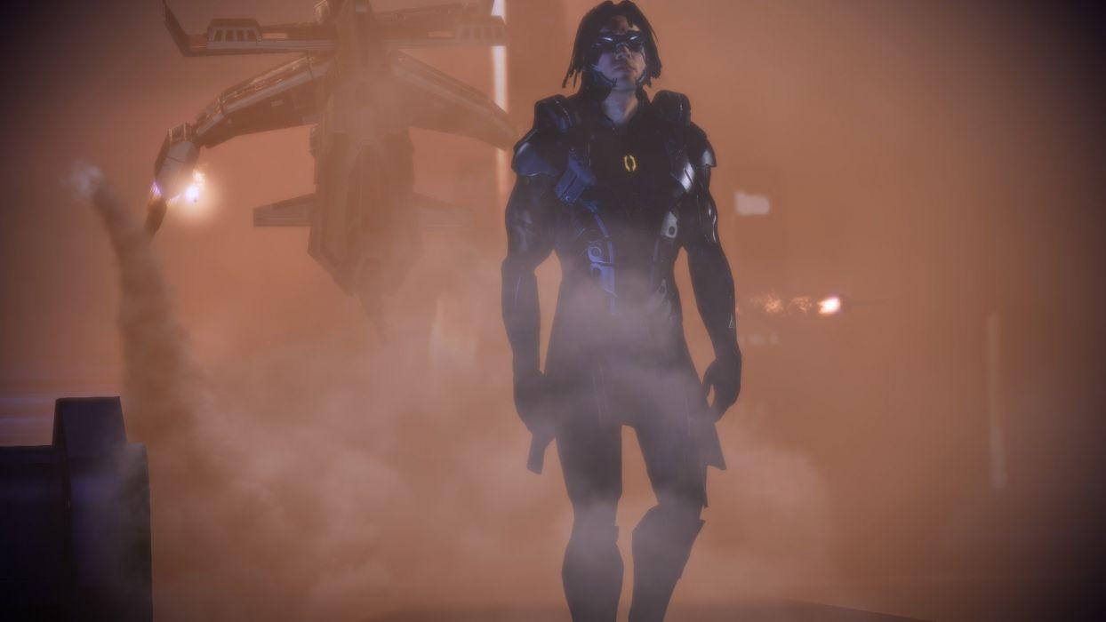 Mass Effect 3 Kai Leng wallpaper