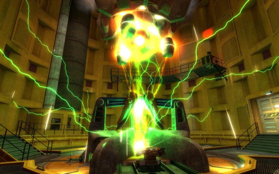 video games Half-Life Black Mesa wallpaper