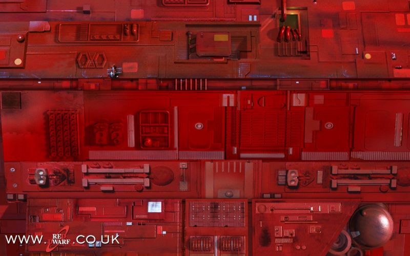 Red Dwarf wallpaper