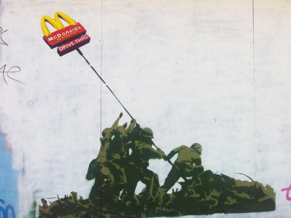 McDonalds Truth Wallpaper