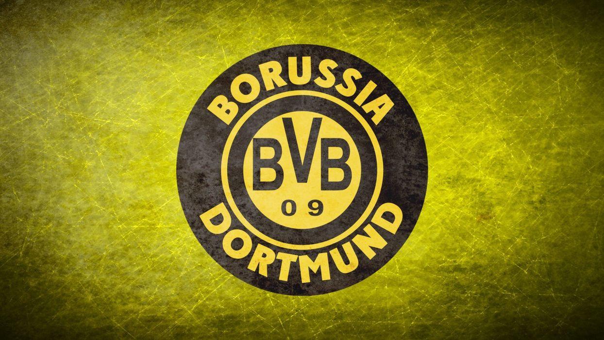grunge Dortmund FC Borussia wallpaper