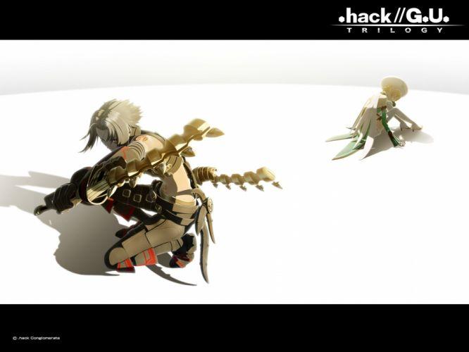 CGI _hack _hack//GU wallpaper