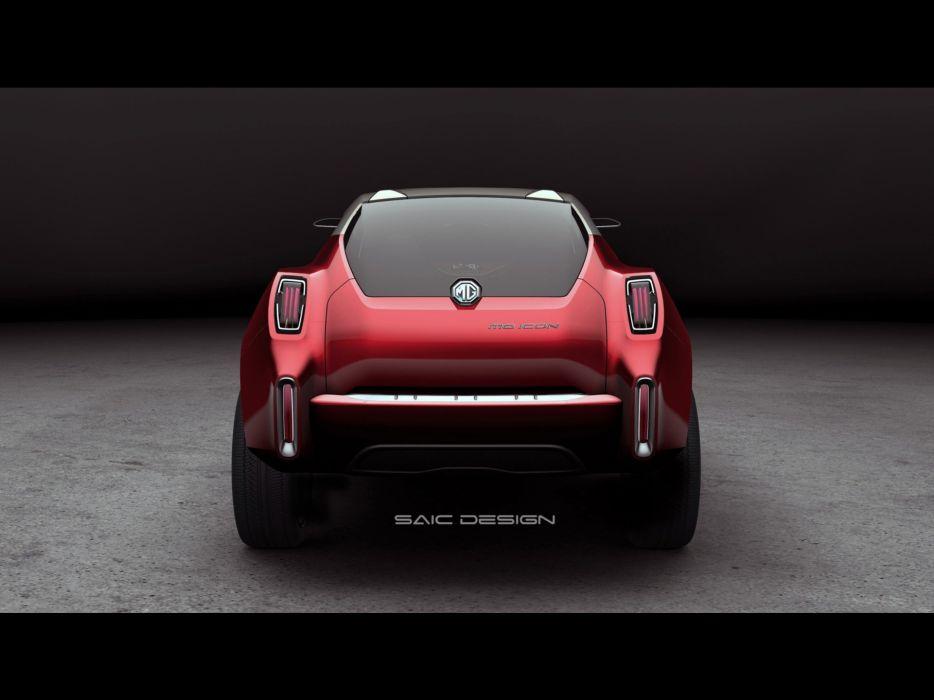 cars concept art static ICON MG Icon wallpaper