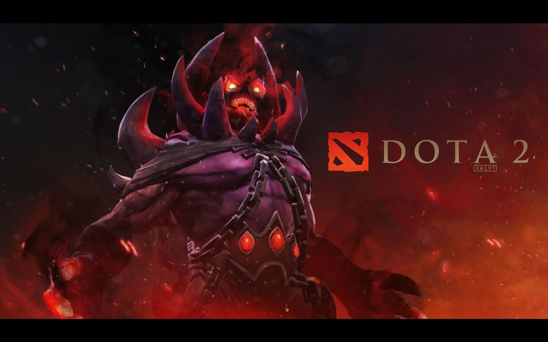 video games video DotA DotA 2 game wallpaper