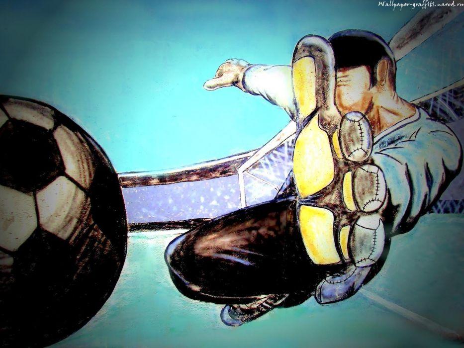 Goalkeeper wallpaper