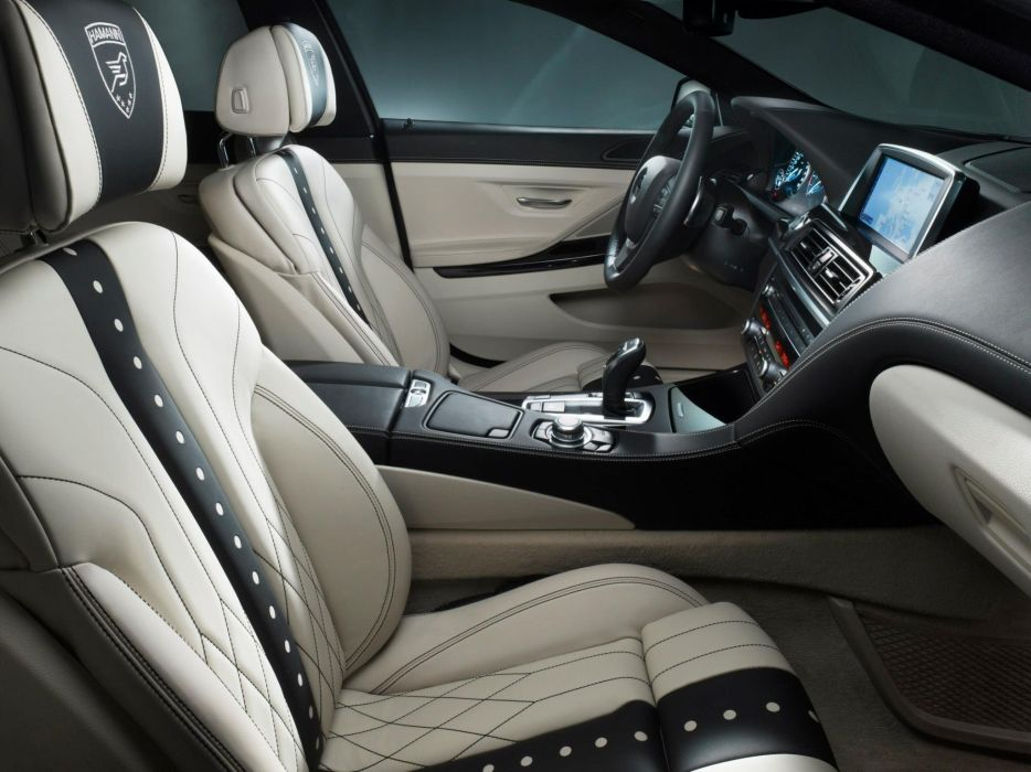 BMW cars Hamann GRAN COUPE wallpaper