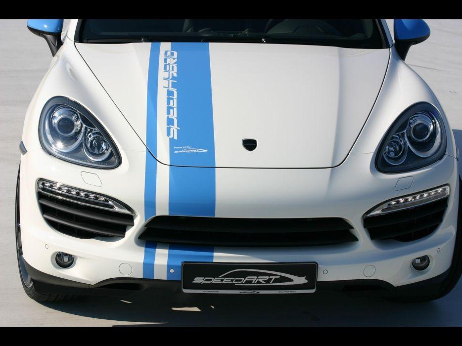 cars Hybrid Porsche Cayenne wallpaper