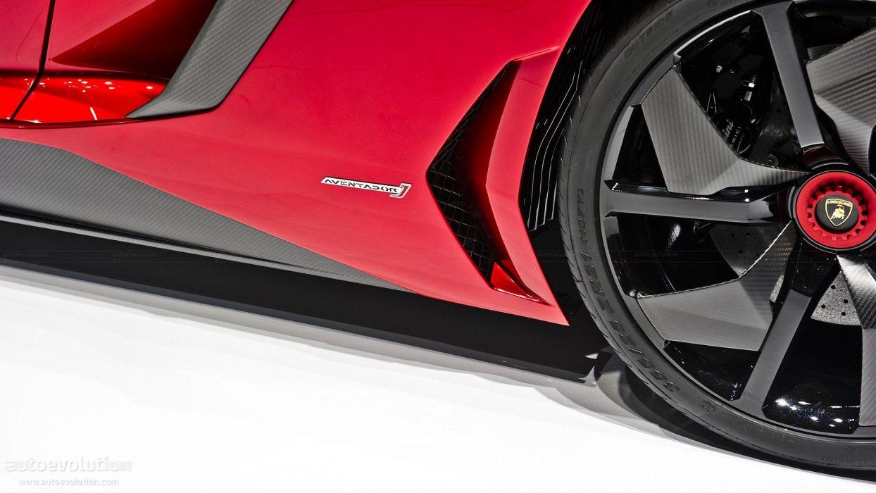cars Lamborghini Lamborghini Aventador Geneva wallpaper