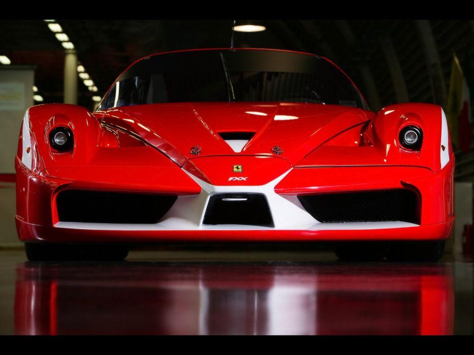 cars Ferrari vehicles Ferrari FXX exotic cars wallpaper