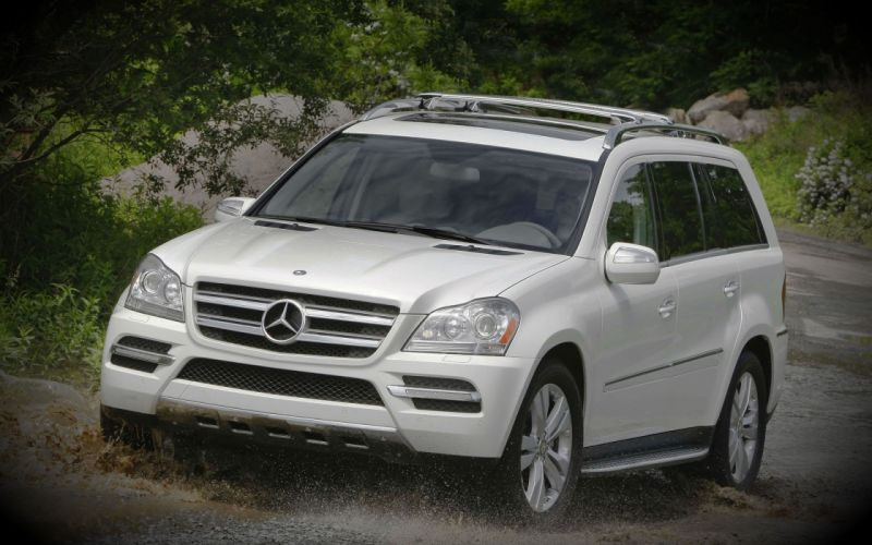 cars offroad Mercedes-Benz wallpaper