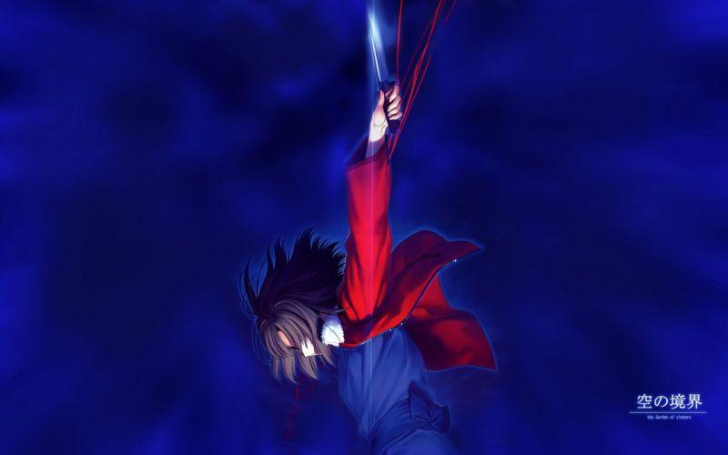Kara no Kyoukai anime wallpaper