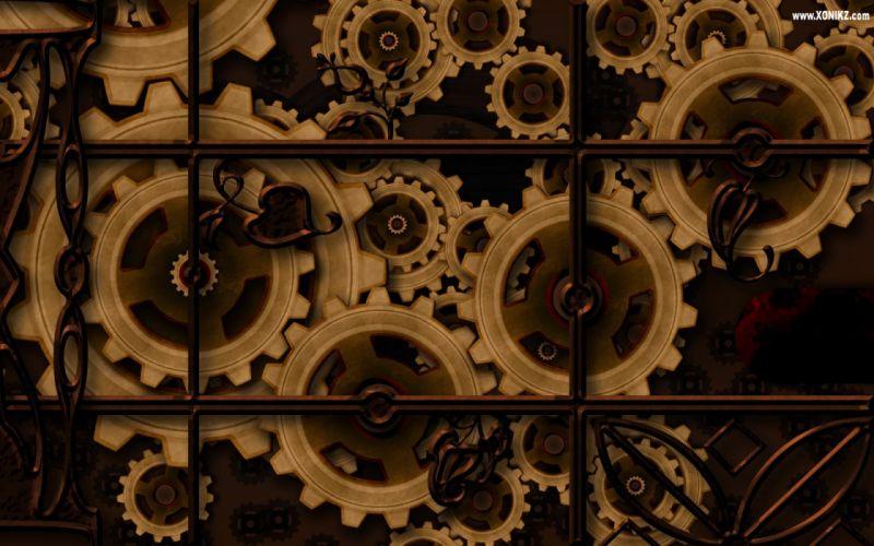 gears wallpaper